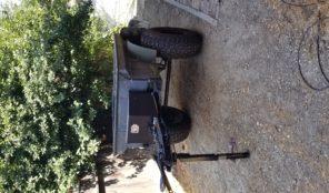 M100 military trailer overlander