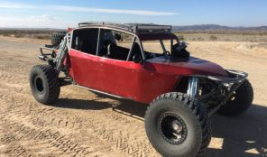 PSD 4 Seat Pre Runner Dune Buggy