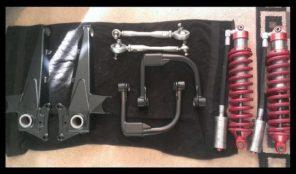 Camburg 04-08 f150 mid travel kit