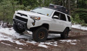 Fully Offroad 2016 Toyota 4Runner