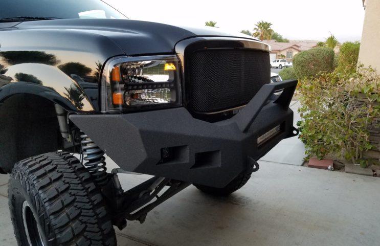 Ford powerstroke diesel 4×4