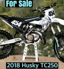 2018 Husky TC250