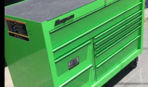 "Snap On 55"" Power Drawer Tool Box"